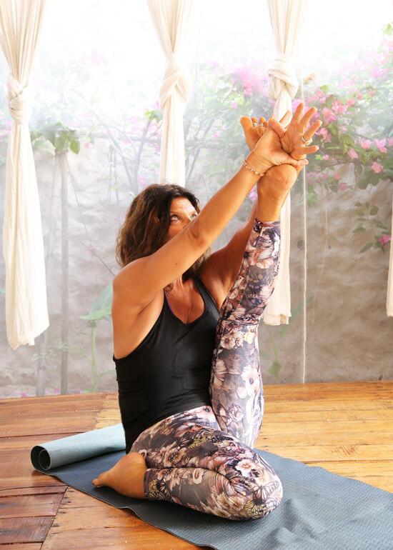 Asana with Maria Boox Yoga
