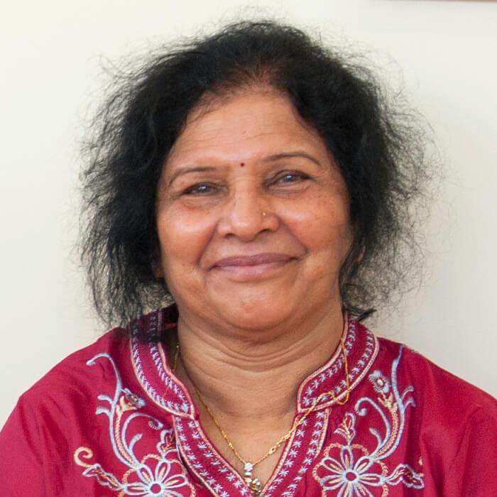 Saraswati Rangaswamy